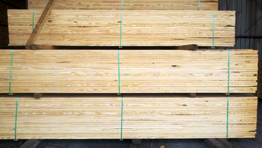 SYP LUMBER FROM SOUTH AMERICA