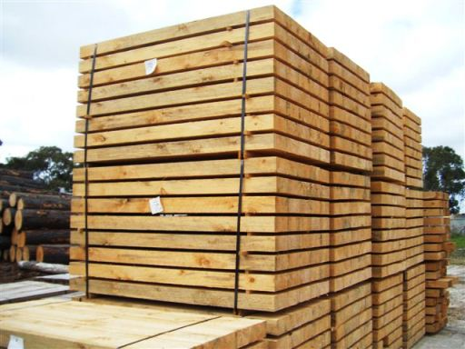 Radiata pine lumber from south america for Pine tree timber